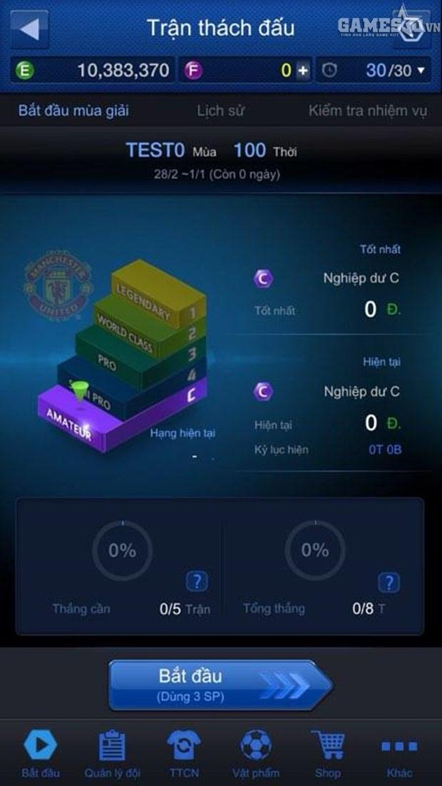 Tất cả người chơi tham dự với một mục tiêu duy nhất: Giành chiến thắng để  nhận lấy những phần thưởng giá trị.