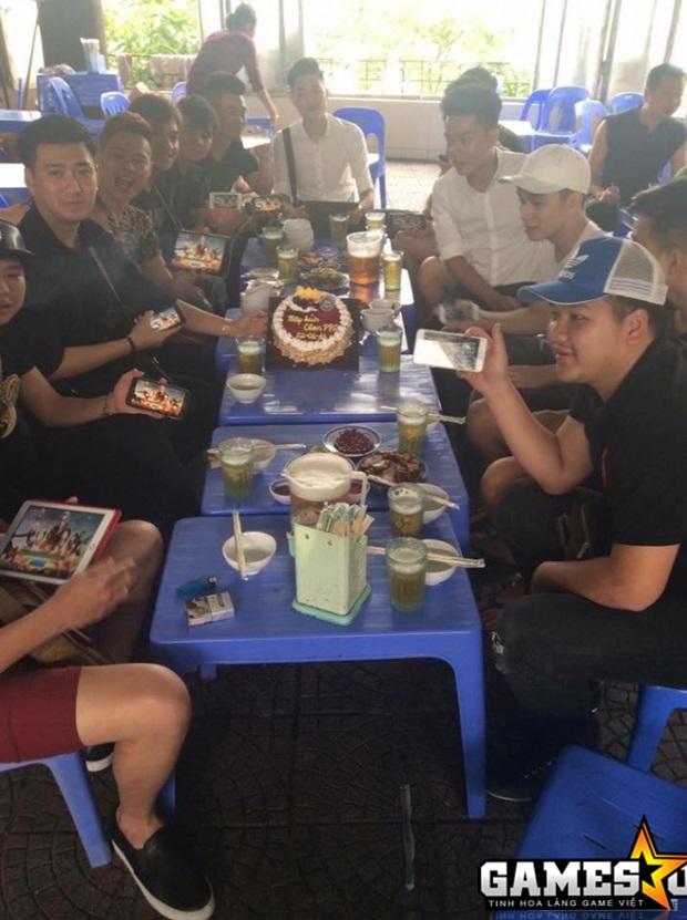 Hình ảnh buổi sinh nhật clan Pro hồi tháng 1