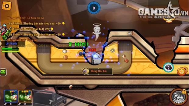 Gungun Online là game bắn súng tọa độ do người Việt tự sản xuất và phát hành