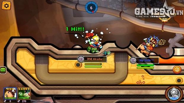 Người chơi sẽ phải thu thập mảnh ghép để ghép thành công các Nhân Vật cực khủng
