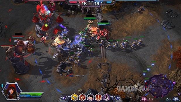 Heroes of the Storm đã có Hack map? | GameSao