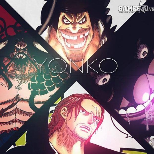 Kaido có phải là người mạnh nhất trong Tứ Hoàng?
