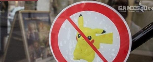 Pokémon GO bị cấm trên toàn bộ lãnh thổ Iran