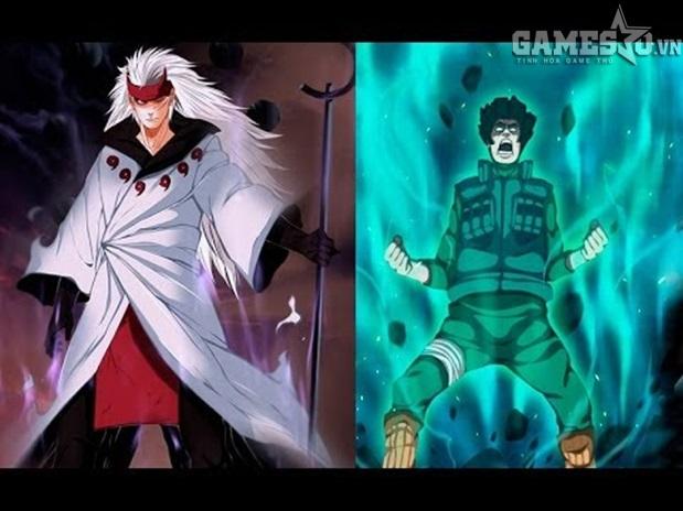 S C M Nh Th Y Gai Trong Naruto S C Gi T Madara S M