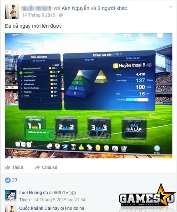 Q.K cũng chơi cả Fifa Online 3