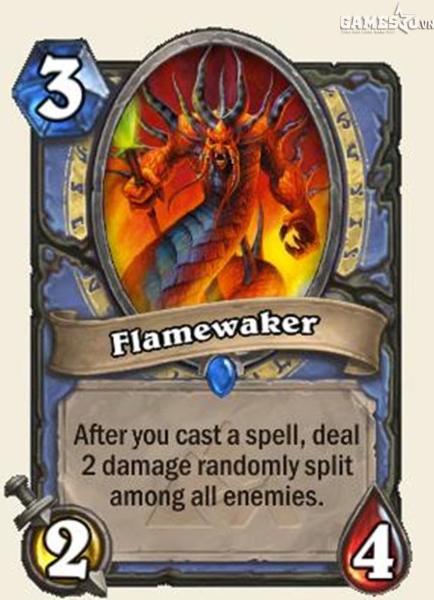 Lá bài Flamewaker.