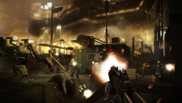 Điều đầu tiên mà Deus Ex: The Fall mang lại là trò chơi được ứng dụng khá  tốt khi chạy trên các thiết bị cảm ứng như iPad, Android và iOS. Game ...