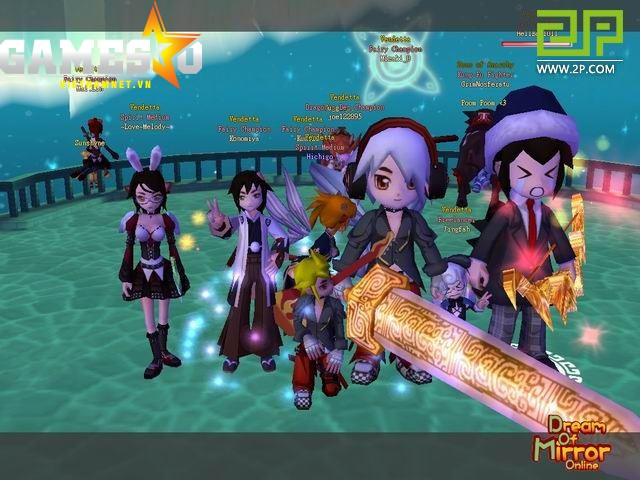 Top game online đình đám phong cách hoạt hình cho game thủ