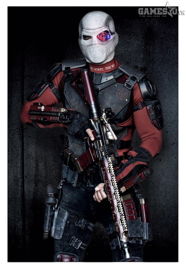 Will Smith trong vai Deadshot
