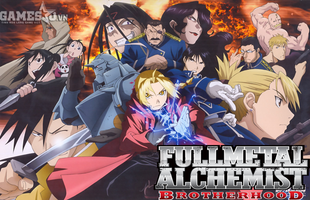 Một trong những anime hay nhất tôi từng xem. Điều tuyệt vời về series là nó  chỉ hài hước chứ không có gì đen tối. Alchemy được sử dụng với một phép ...