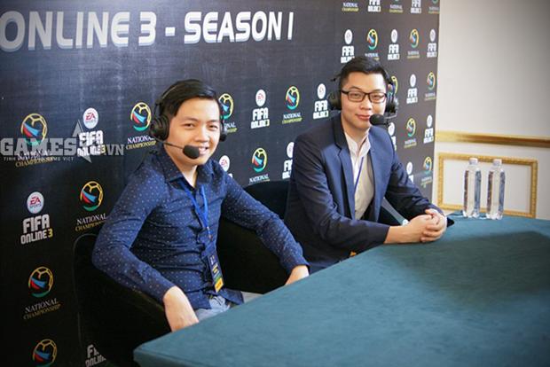 Khán giả sẽ được gặp lại những BLV quen thuộc của thể thao điện tử Việt Nam: Thành Luận & Lê Khôi, Quốc Tuấn