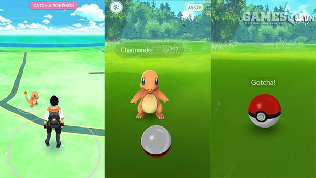 Pokemon Go gây sốt hiện nay