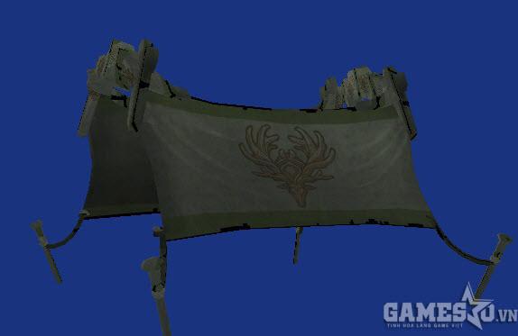 Hình ảnh chiếc lều được Riot Games phác họa tạm thời công bố