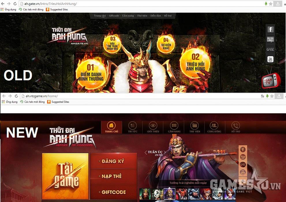 Như vậy sau khi có thông tin về việc các game online Counter-Strike Online  được về tay VTC Online, War Thunder về tay VTC Game, thì Thời Đại Anh Hùng  cũng ...