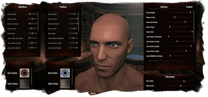 Người chơi sẽ phải bắt buộc thiết lập những thông số cụ thể nếu muốn trải nghiệm hết sự đặc biệt mà CoE đem lại.