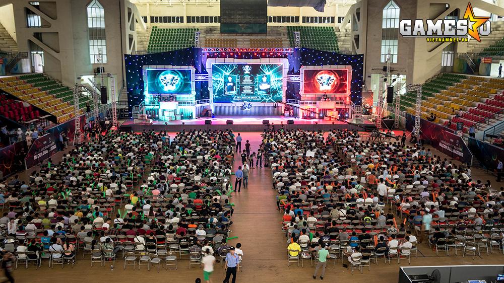 CDHT đã tổ chức thành công giải đấu quốc tế đầu tiên, Falcon Dual Masters, vào tháng sáu năm ngoái với tổng giá trị 1,5 tỉ đồng