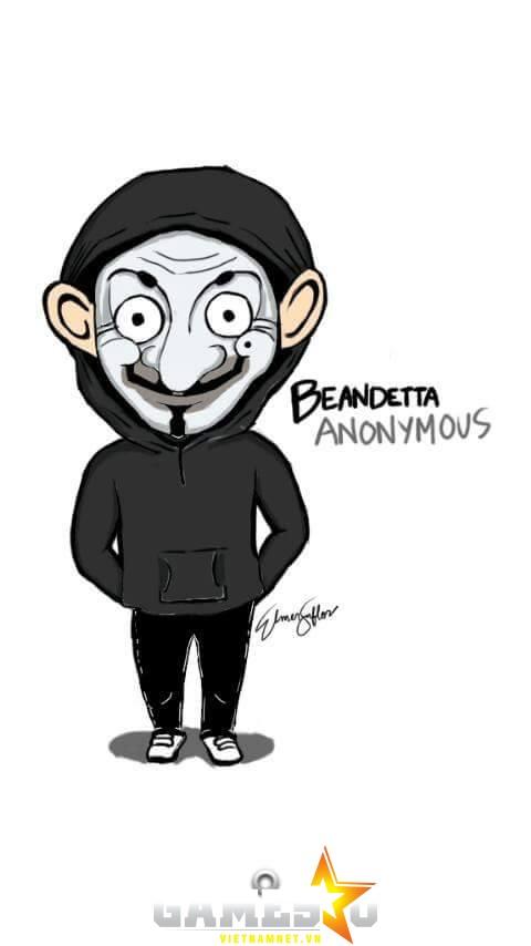 Anonymous đây rồi!