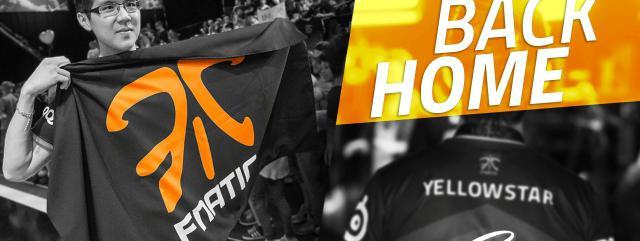 Người đội trưởng huyền thoại của Fnatic đã về nhà!