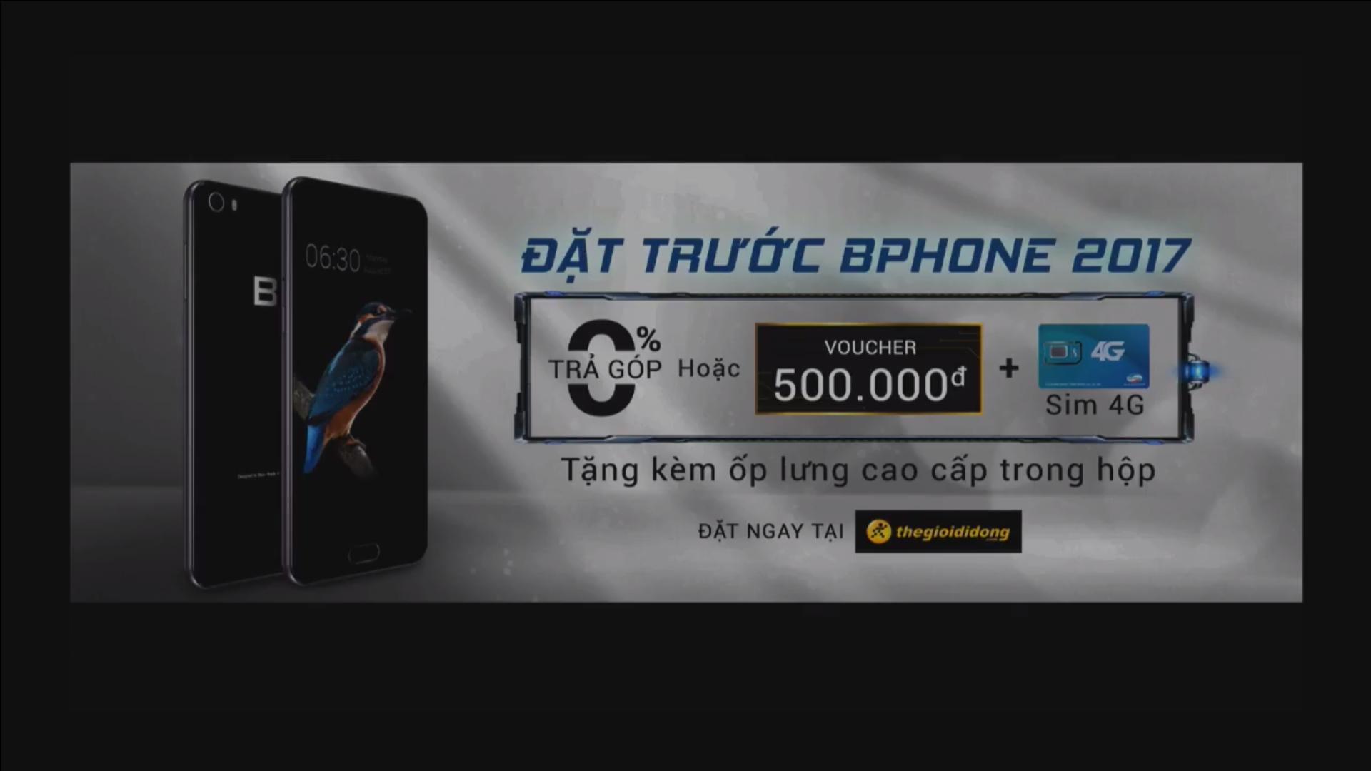 """Đại diện của Thế Giới Di Động cho biết, khi thông tin về Phone 2017 còn chưa được công bố, đã có 800 khách hàng """"Đặt Gạch"""" trước sản phẩm. Người này nhận định, đây là một con số """"rất ấn tượng"""" và """"tin rằng người tiêu dùng VIệt Nam vẫn còn yêu thương hiệu Bphone"""""""