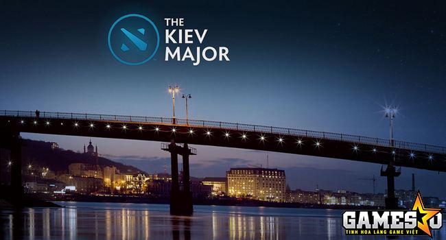 Kiev Major sẽ khai mạc vào ngày 27/4 tới