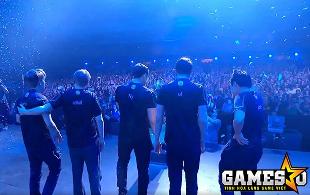 OG đã trở thành vua của những vị vua tại hệ thống giải đấu Valve Major Dota 2