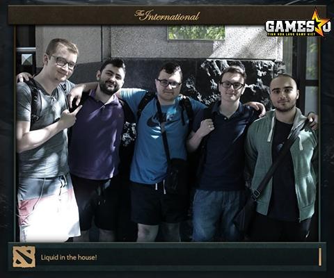 Liquid, ứng viên hàng đầu cho chức vô địch TI7 cũng đã có mặt tại nơi tập trung của Valve