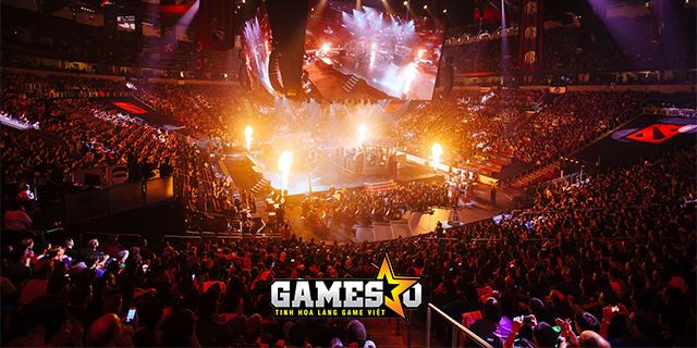Key Arena lần thứ tư liên tiếp được Valve chọn làm sân khấu chính của TI