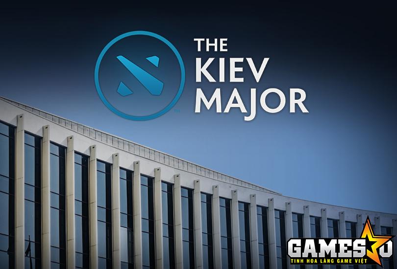 Kiev Major sẽ khai mạc vào ngày 27/4
