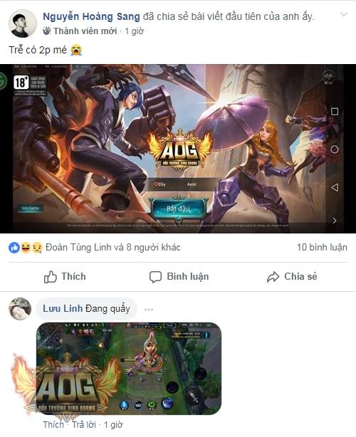 Nhiều game thủ phải xếp hàng chờ đợi để đăng nhập vào game