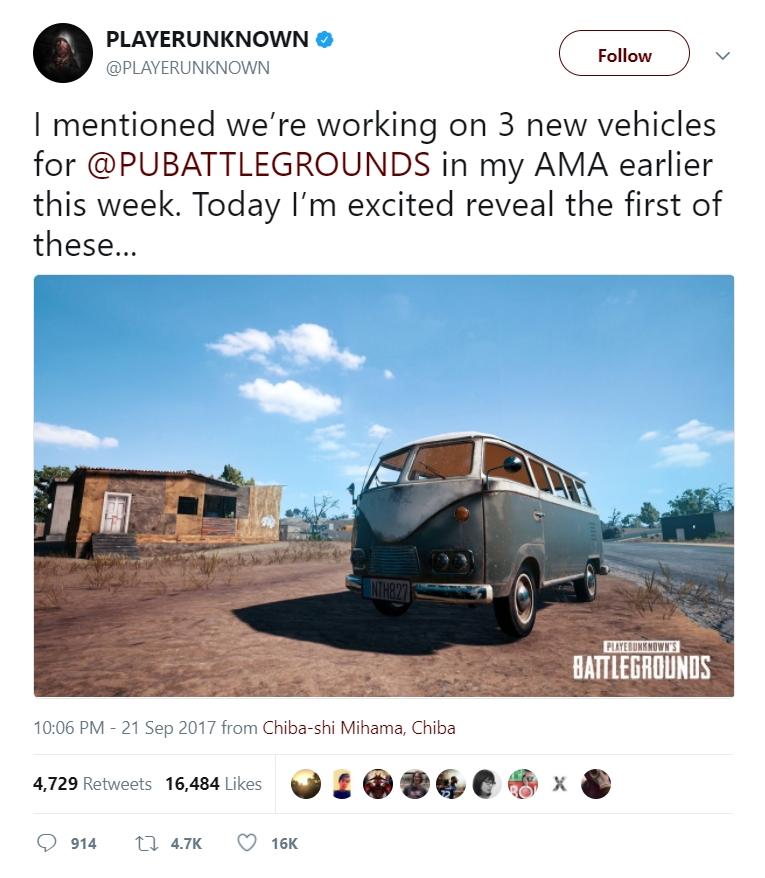 PUBG: Xuất hiện thêm hình ảnh về map mới, xe trượt cát và xe bus - ảnh 5
