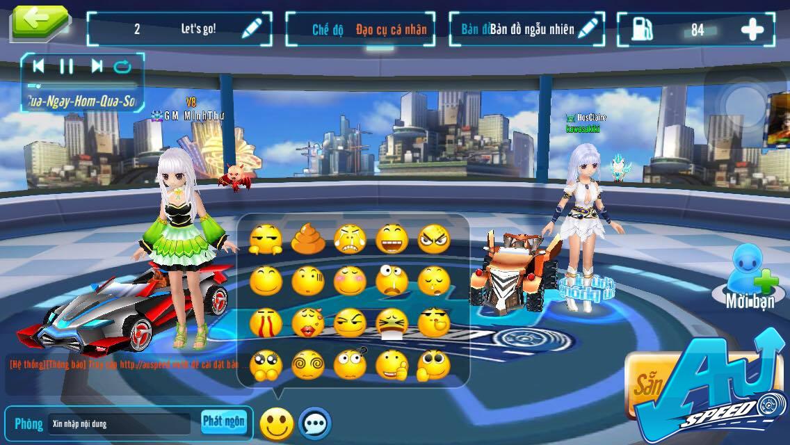 GameSao thân tặng 100 GiftCode Au Speed mừng Mini Update - ảnh 2