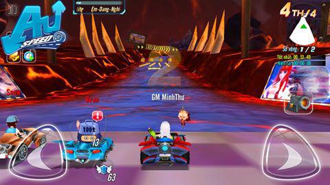 GameSao thân tặng 100 GiftCode Au Speed mừng Mini Update - ảnh 3