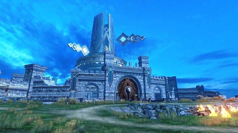 Lâu Đài – Trung tâm của mọi xung đột trong phiên bản mới Công Thành Chiến