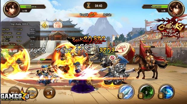 Game chiến thuật Tam Quốc vẫn luôn được ưu tiên vì thu hút lớp user trả phí