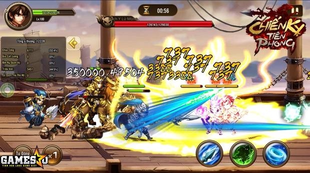 Gameplay time-based đem đến phong cách chiến đấu tốc độ và phấn khích hơn