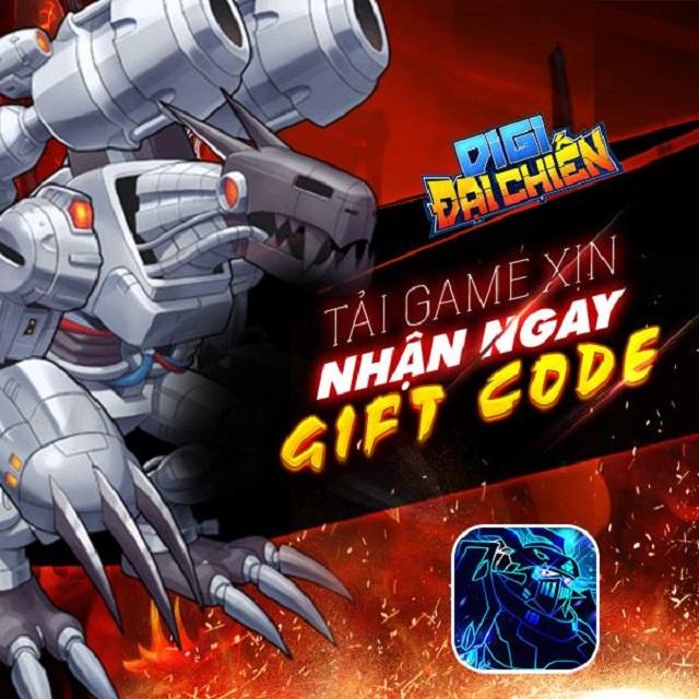 GameSao thân tặng 300 GiftCode Digi Đại Chiến nhân dịp ra mắt - ảnh 2
