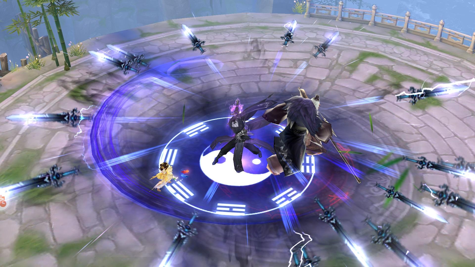Trong Giang Hồ Chi Mộng - Tuyệt Thế Võ Lâm, võ học không có giới hạn - sự giới hạn nằm ở khả năng học hỏi và sáng tạo của game thủ
