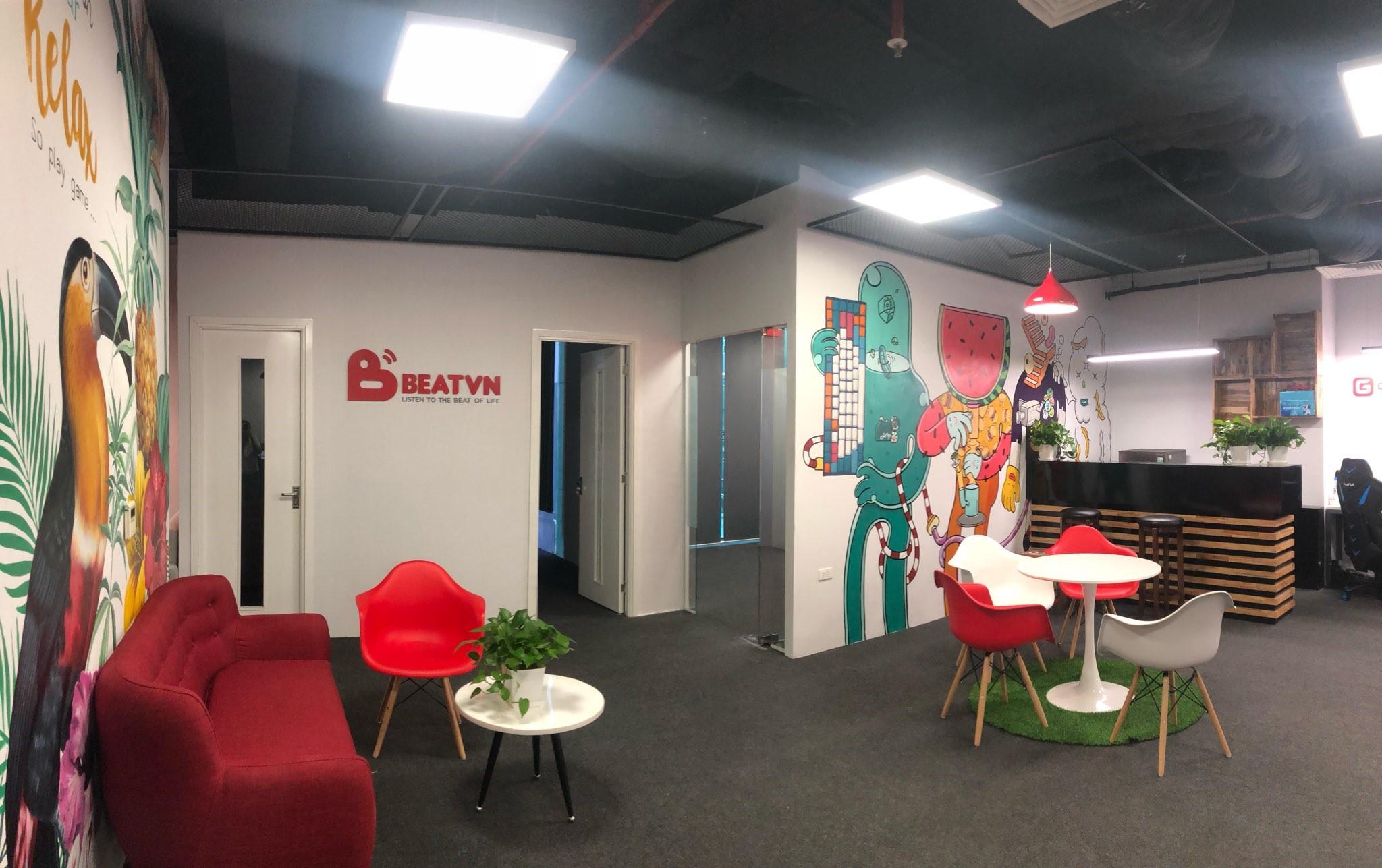 Studio sẽ là nơi hoạt động chung của các gamer/streamer của GTV và BEATVN