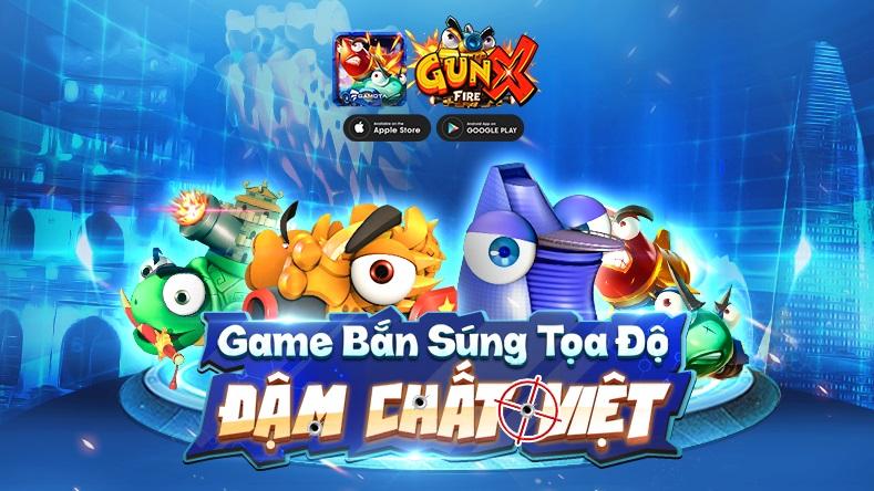 GunX: Fire - Game bắn súng tọa độ đậm chất Việt sẽ được NPH GAMOTA đưa đến tay game thủ Việt trong tháng 09/2020 này.