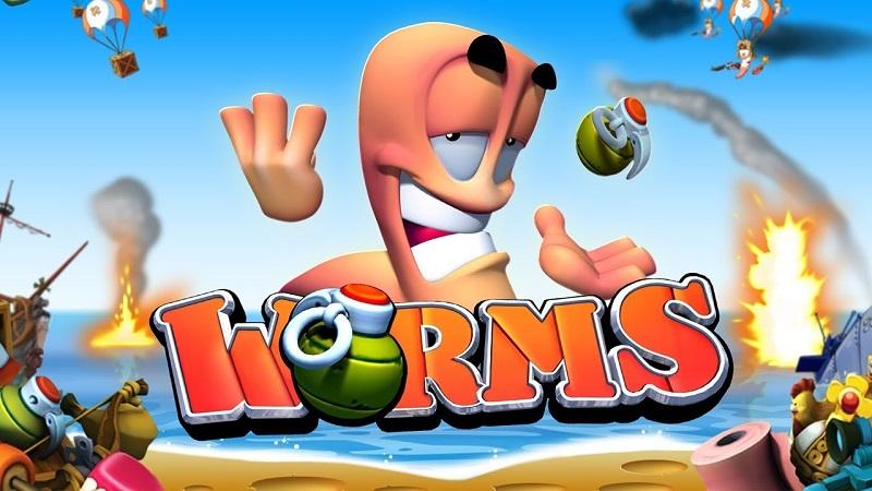 """Worms - Những """"chú sâu huyền thoại"""" góp phần định hình cho dòng game bắn súng tọa độ"""