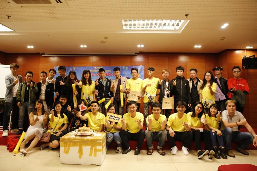 Một trong offline thành công diễn ra tại Hà Nội