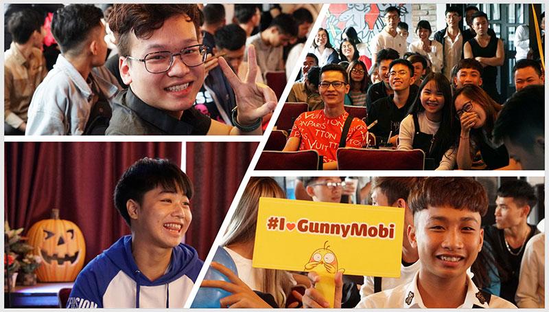Ở đó, họ đã lưu lại những nụ cười, những niềm vui với khoảnh khắc đẹp. Họ đã dành cho Gunny Mobi nhiều yêu thương nhân dịp sinh nhật 5 tuổi