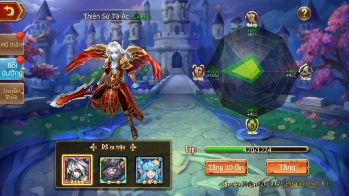 Hắc Ám Mobile – game PK cực mạnh, không nạp tiền vẫn lên MAX VIP đã cập bến làng game Việt - ảnh 8