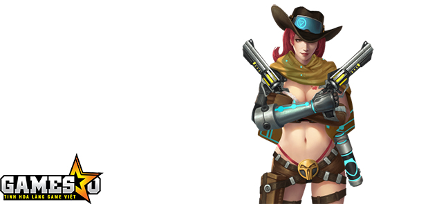 Lady McCree trong Hero Mission