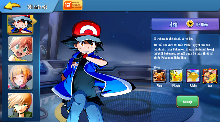 Xin 1 vé đi tuổi thơ với những tạo hình quen thuộc trong thế giới Pokemon