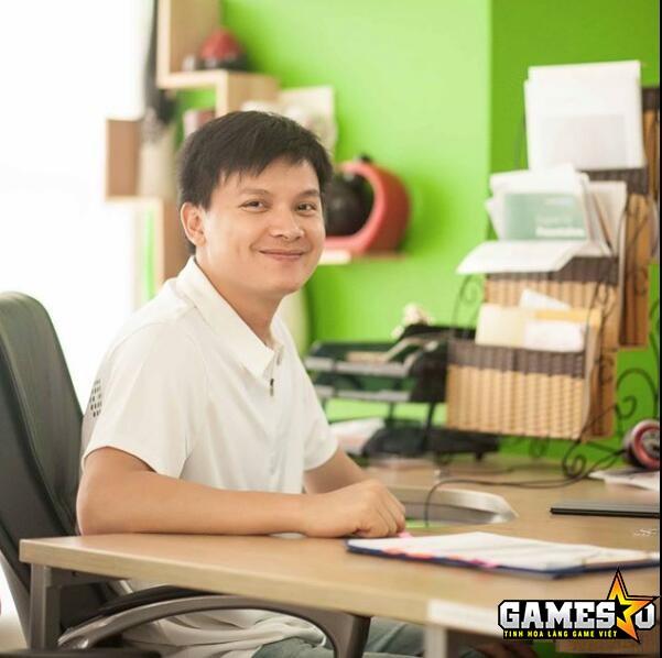 Ông Bùi Minh Phương – Giám đốc mảng game của VNG