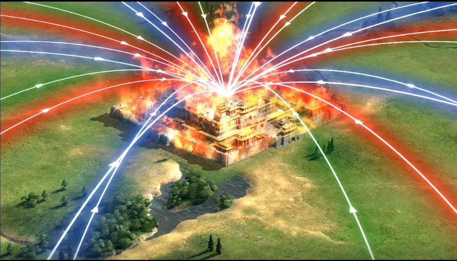 Cuộc chiến trong Long Đồ Bá Nghiệp chính là đỉnh cao chiến thuật SLG, nơi trí tuệ vượt trên tất cả