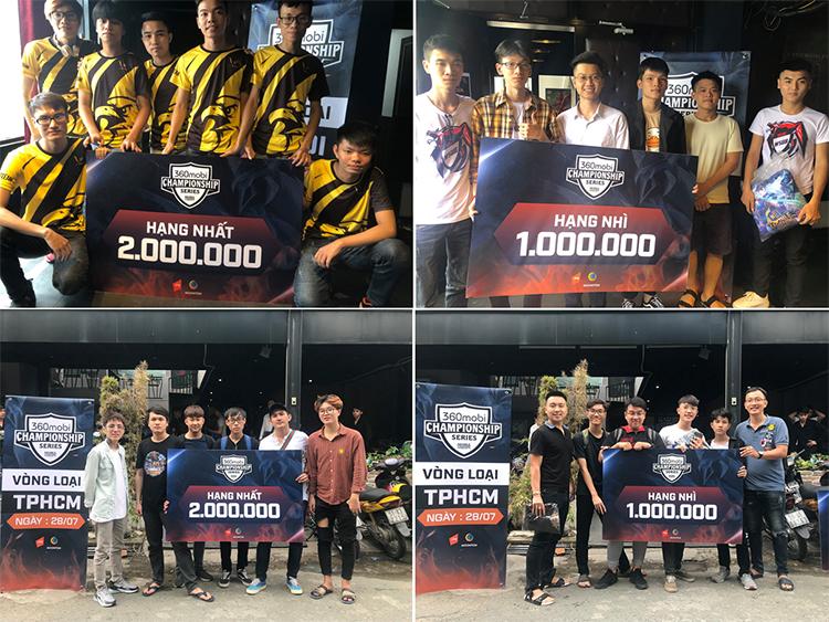 Top 4 đội mạnh Mùa 3 sẽ đối đầu top 4 trụ hạng Mùa 2. Họ sẽ tranh đoạt 02 tấm vé Chung kết Quốc gia – thi đấu ngày 18/8 để tìm ra đội tuyển mạnh nhất Mobile Legends: Bang Bang VNG