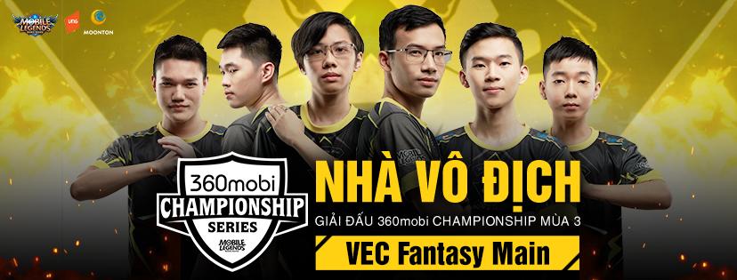 Chân dung của nhà Vô địch Mobile Legends: Bang Bang Việt Nam