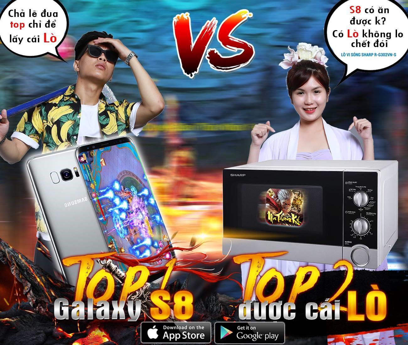 GameSao thân tặng 1000 GiftCode Ma Thiên Ký nhân dịp ra mắt - ảnh 1